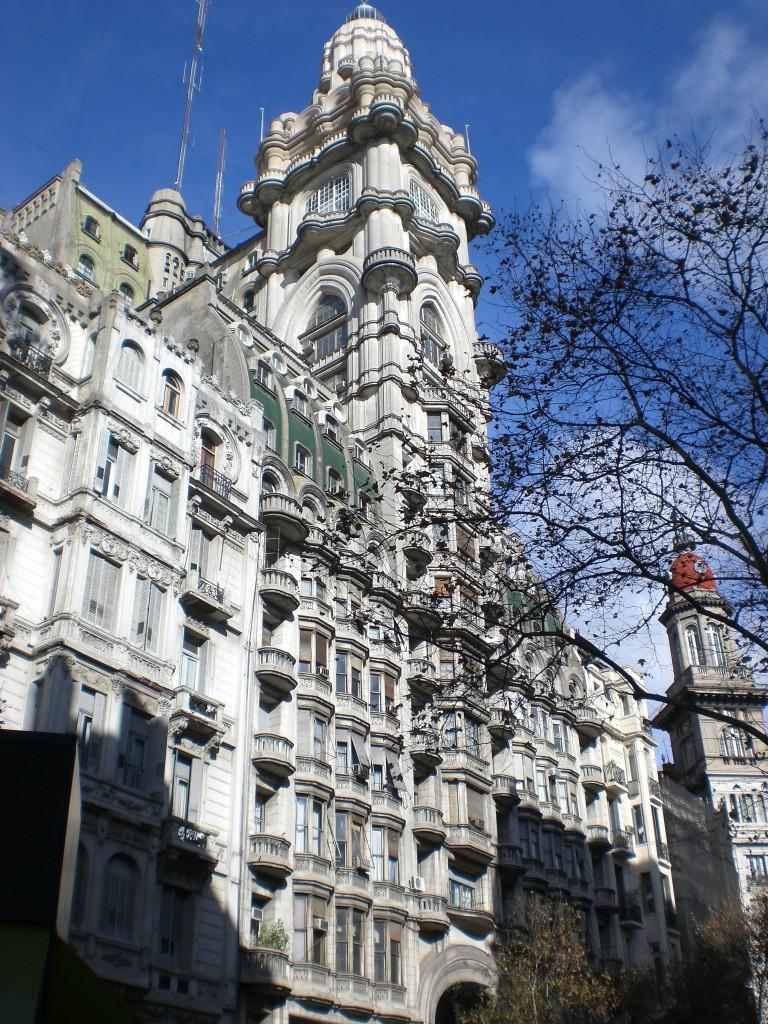 Palacio Barolo - art neauveau  architecture in argentina