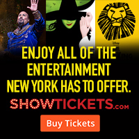broadway show tickets